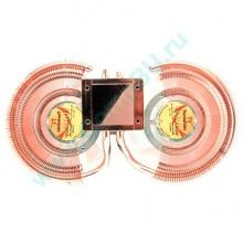 Кулер для видеокарты Thermaltake DuOrb CL-G0102 с тепловыми трубками (медный) - Фрязино