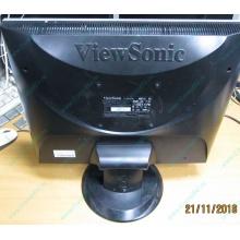 """Монитор 19"""" ViewSonic VA903 с дефектом изображения (битые пиксели по углам) - Фрязино."""