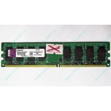 ГЛЮЧНАЯ/НЕРАБОЧАЯ память 2Gb DDR2 Kingston KVR800D2N6/2G pc2-6400 1.8V  (Фрязино)