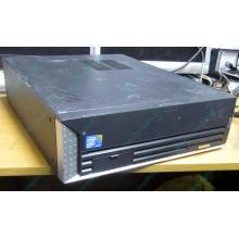 Лежачий четырехядерный компьютер Intel Core 2 Quad Q8400 (4x2.66GHz) /2Gb DDR3 /250Gb /ATX 250W Slim Desktop (Фрязино)