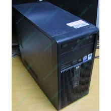 Компьютер Б/У HP Compaq dx7400 MT (Intel Core 2 Quad Q6600 (4x2.4GHz) /4Gb /250Gb /ATX 300W) - Фрязино