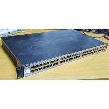 Управляемый коммутатор D-link DES-1210-52 48 port 10/100Mbit + 4 port 1Gbit + 2 port SFP металлический корпус (Фрязино)