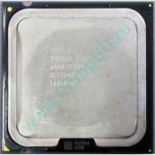 Процессор Intel Core 2 Duo E6400 (2x2.13GHz /2Mb /1066MHz) SL9S9 socket 775 (Фрязино)