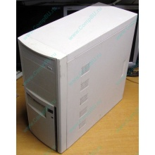 Компьютер Intel Core i3 2100 (2x3.1GHz HT) /4Gb /160Gb /ATX 300W (Фрязино)
