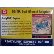 Сетевой адаптер Compex RE100TX/WOL PCI (Фрязино)