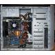 4 ядерный компьютер Intel Core 2 Quad Q6600 (4x2.4GHz) /4Gb /160Gb /ATX 450W вид сзади (Фрязино)