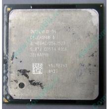 Процессор Intel Celeron D (2.4GHz /256kb /533MHz) SL87J s.478 (Фрязино)