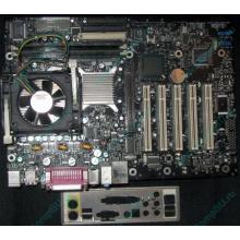 Материнская плата Intel D845PEBT2 (FireWire) с процессором Intel Pentium-4 2.4GHz s.478 и памятью 512Mb DDR1 Б/У (Фрязино)