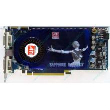 Б/У видеокарта 256Mb ATI Radeon X1950 GT PCI-E Saphhire (Фрязино)